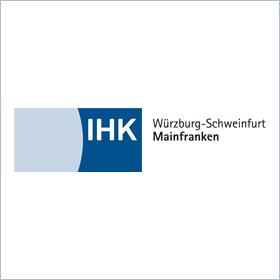 Logo IHK Mainfranken